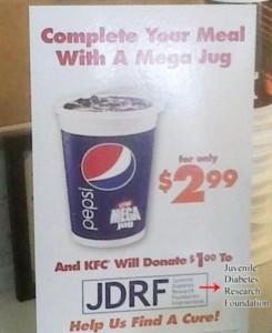 Diabetes PEPSI