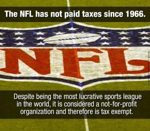 nfl no tax